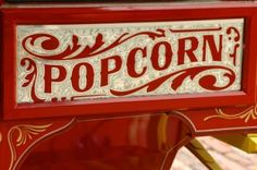 Photo about Colorful popcorn vendor s cart. Image of culinary, peanuts, signs - 1046949 Circus Theme, Circus Party, Vendor Cart, Circo Vintage, Sign Writing, Candy Floss, Fun Fair, Thing 1, Vintage Circus