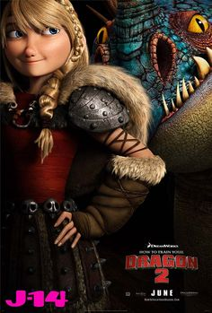 Astrid, How to Train Your Dragon 2