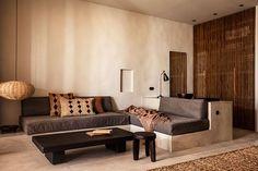 Дизайнерский отель для пляжного отдыха на острове Кос | Пуфик - блог о дизайне интерьера