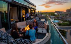 Check out our list of stunning rooftop bars in Philly!