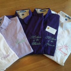 Bridesmaid Shirts, Oxford Button Down shirt ,Monogrammed shirts, Oversized Shirts, Bride, Mother of the Bride, Groom, Boyfriend Mother Of The Groom Flowers, Bridesmaids And Mother Of The Bride, Monogram Shirts, Personalized Shirts, Letter Monogram, 3 Letter, Groom Shirts, Bride Shirts, Wedding Shirts