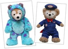 New Duffy the Disney Bear Items Coming to Disney Parks in Summer 2013