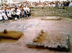 Mosquée de limam Hussein | La maison de Hamza et les tombes des martyrs d'Uhud (a)