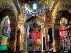 Armenian Church in Lviv - breathtaking!