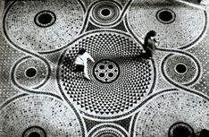 Gianni Berengo Gardin Mosaic floor of Saint-Marc's Cathedral in Venice 1965