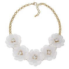 Traci Lynn Fashion Jewelry - Bloomed Necklace
