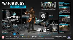 """Ubisofthas just released a video showing the """"unboxing"""" of the Watch_Dogs DedSec Edition, it's not really an unboxing though as we don't get to see someone pull all the stuff from the retail itself. However, the video does give a nice look at and preview of just what each piece of the DedSec Edition provides."""