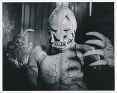 The MONSTER FROM PIEDRAS BLANCAS (1958)