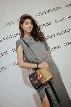 All the Outfits We Loved at Louis Vuitton's Launch in Solaire Star Fashion, Ph, Product Launch, Louis Vuitton, Stars, Outfits, Suits, Louis Vuitton Wallet, Sterne