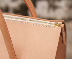 Cetus.Ma Handmade Customized Vegetable Tanned Leather by CetusMa