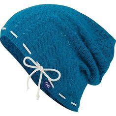 Keds Solid Slouch Beanie Vivid Blue Keds Hats/Glove/Scarves