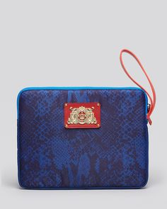 Juicy Couture iPad Case - Python Print with Wristlet   Bloomingdale's