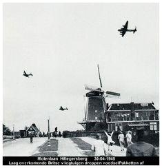 Molenlaan Hillergersberg Rotterdam, Boat Building, World War Two, Windmill, 2 In, Ww2, D Day, Netherlands, Dutch