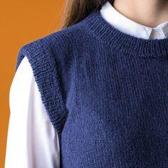 Sofie - Vest from Knit Vest Pattern, Crochet Pattern, Alpacas, Knit Or Crochet, Outfit Of The Day, Free Pattern, Winter Fashion, Ravelry, Men Sweater