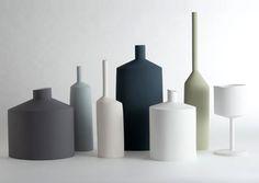 Kose Ceramic Vases