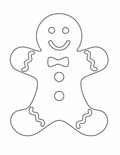 21 Amazing Christmas Party Ideas For Kids Gingerbread ManGingerbread Man DrawingChristmas Coloring PagesColoring Pages