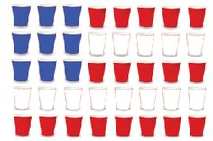 5 Drinking Games for the of July. I like the flag beer pong. I& make a smaller flag tho Holiday Party Games, Birthday Party Games, Holiday Fun, Fun Sleepover Games, Adult Party Games, 4th Of July Party, Fourth Of July, Outdoor Games For Toddlers, Red White And Boom