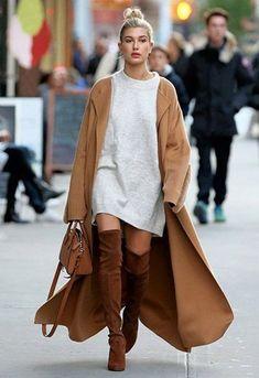 Hailey Baldwin; street style fashion
