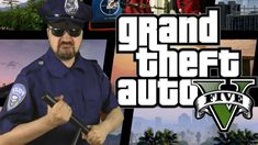 GTA is a 1 billion dollar franchise?!100% spot on review of GTA 5. This man does the best reviews.  #GTA5 #AngryJoe #GameReviews