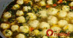 Najlepšie sýte polievky, ideálne na obed: Zbierka 15 top receptov, ktoré viete pripraviť aj o polnoci – fantastická chuť a vonia celá kuchyňa! Zucchini Cordon Bleu, Curry, Sprouts, Paleo, Beans, Soup, Vegetables, Cooking, Healthy