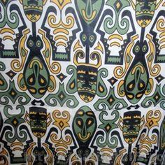 gambar batik sentani