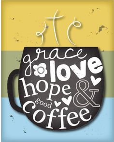 We think these words are what make for a happy home. What do you think? #MrCoffee #Coffee #Love