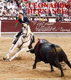 #LeonardoHernández el día 9 en #Valladolid  Feria Taurina Nuestra Señora de San Lorenzo #Historia #ValladolidEsTaurina #ValladolidEsTaurina #TienesQueVenir #FeriaTaurina #NuestraSeñoraDeSanLorenzo