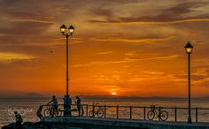 Sunset at Puntarenas... by jsantosb #travel #traveling #vacation #visiting #trip #holiday #tourism #tourist #photooftheday #amazing #picoftheday