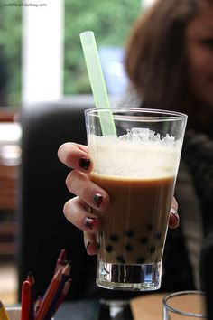 Coffee Bubble Tea | 23 Bodacious Bubble Tea Recipes You Need To Try This Summer