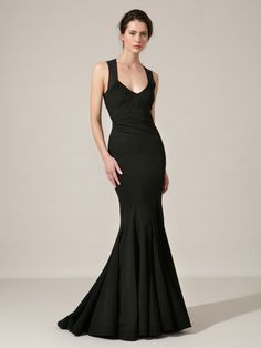 Zac Posen red carpet gown.. Yes please!