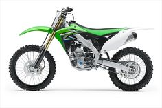 2014 Kawasaki KX250F The new 2014 Kawasaki KX250F is powered by engine type is Liquid-cooled, four-stroke single with DOHC and four-valve cylinder head and the displacement is 249cc. It also has more Five-speed with wet multi-disc manual clutch, and is available in the c
