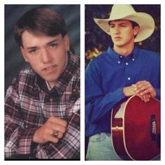 Luke and Jason in 1994 haah i almost just choked on my captain crunch!!!
