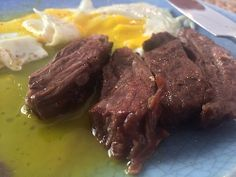 Steak and Eggs | Dish + Drink