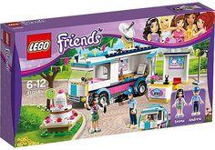 LEGO Friends 41056-1: Heartlake News Van | Early 2014