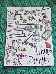 Athens Campus Map.21 Best Campus Map Images Wedding Cards Wedding Maps Invitations