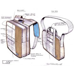 #softgoods #backpack #laptopbag #bagdesign #fashiondesign #designer