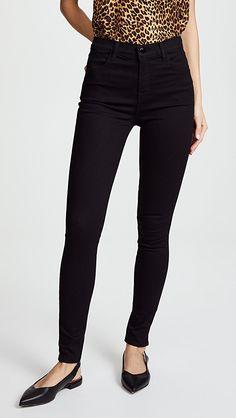 95bb1c710250 J Brand Maria High Rise Photo Ready Jeans | SHOPBOP High Waisted Denim Jeans,  Cropped