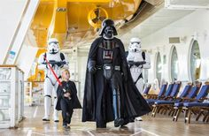 You can now go on a Star Wars themed cruise for some reason!
