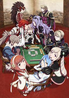 Fire Emblem Fates: Hoshido VS Nohr-- Tabletop version