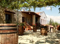 dourakis winery... close to chania... the ONLY winery to visit in crete...!!