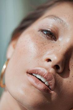Natural Faux Freckles