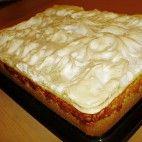 Tvarohový krémeš • recept • bonvivani.sk Food And Drink, Pie, Cheese, Drinks, Desserts, Foods, Hampers, Cake, Torte