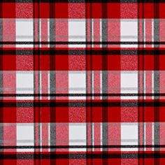 The Container Store > Plaid Gift Wrap