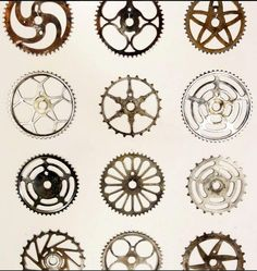 Beautiful Chainring designs