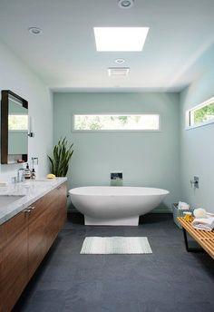 16 Beautiful Mid Century Modern Bathroom Designs That Are Simply Flawless https://www.emfurn.com
