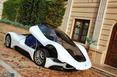 2005 Maserati Birdcage 75th by Pininfarina