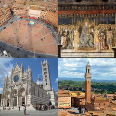 Listed as a world heritage site by UNESCO, Siena is one of the most remarquable cities of Tuscany. With a unique architecture and infrastructure, Siena a place you shouldn't miss if you happen to be journeying through Tuscany. Here are the 5 things to do in Siena: http://www.helloitalytours.com/blog/top-5-things-siena/