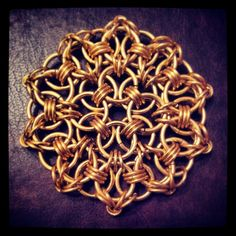 Curiosity Cabinet of XnPurPLe: Chainmail Necklaces