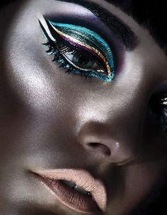 fantasy beauty makeup cosmetics editorial photography