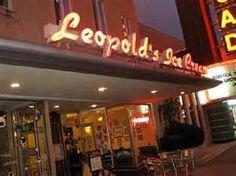 Visit Leopold's Ice Cream in Savannah, Georgia.